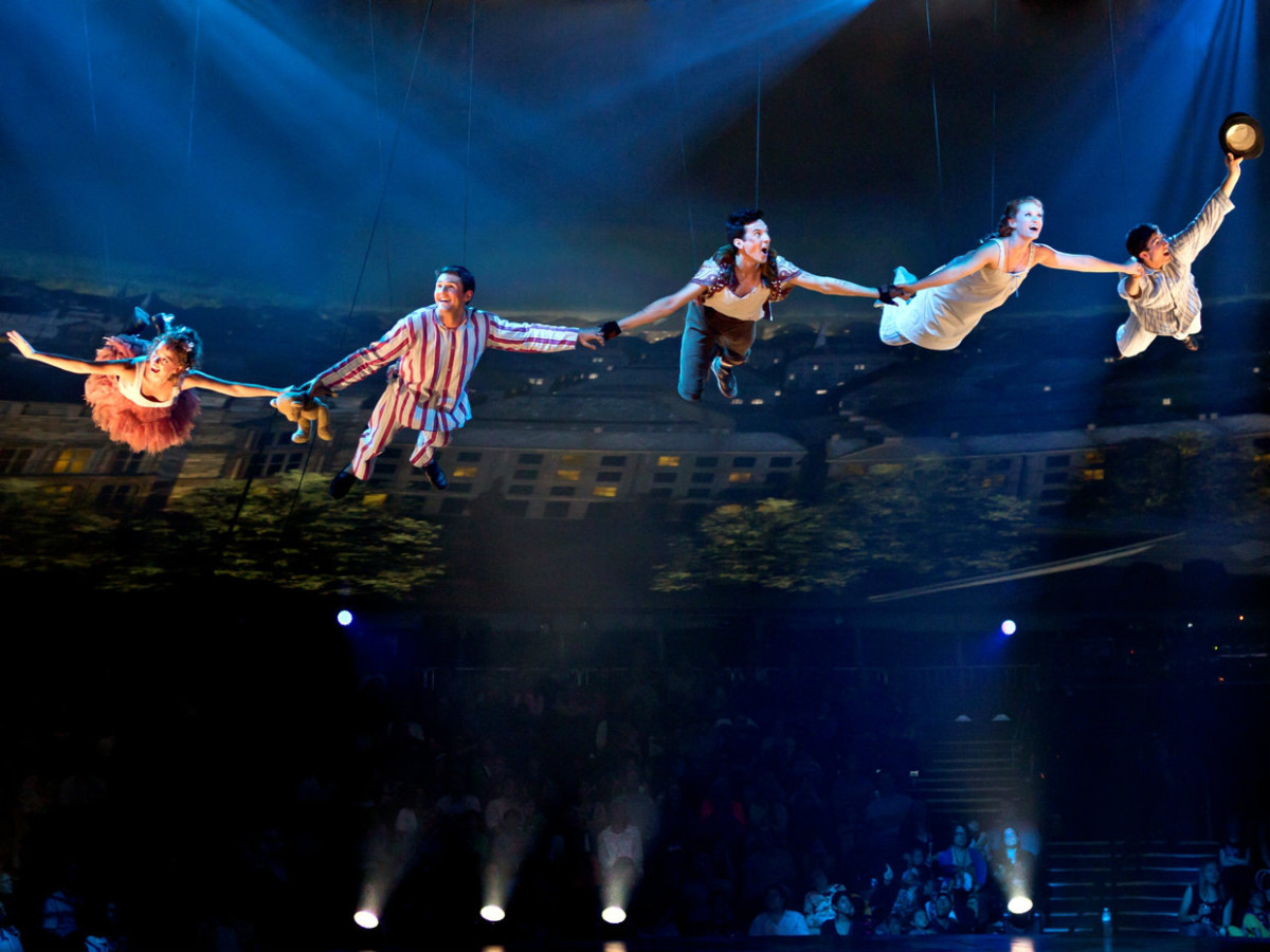 Peter Pan 360 Flying