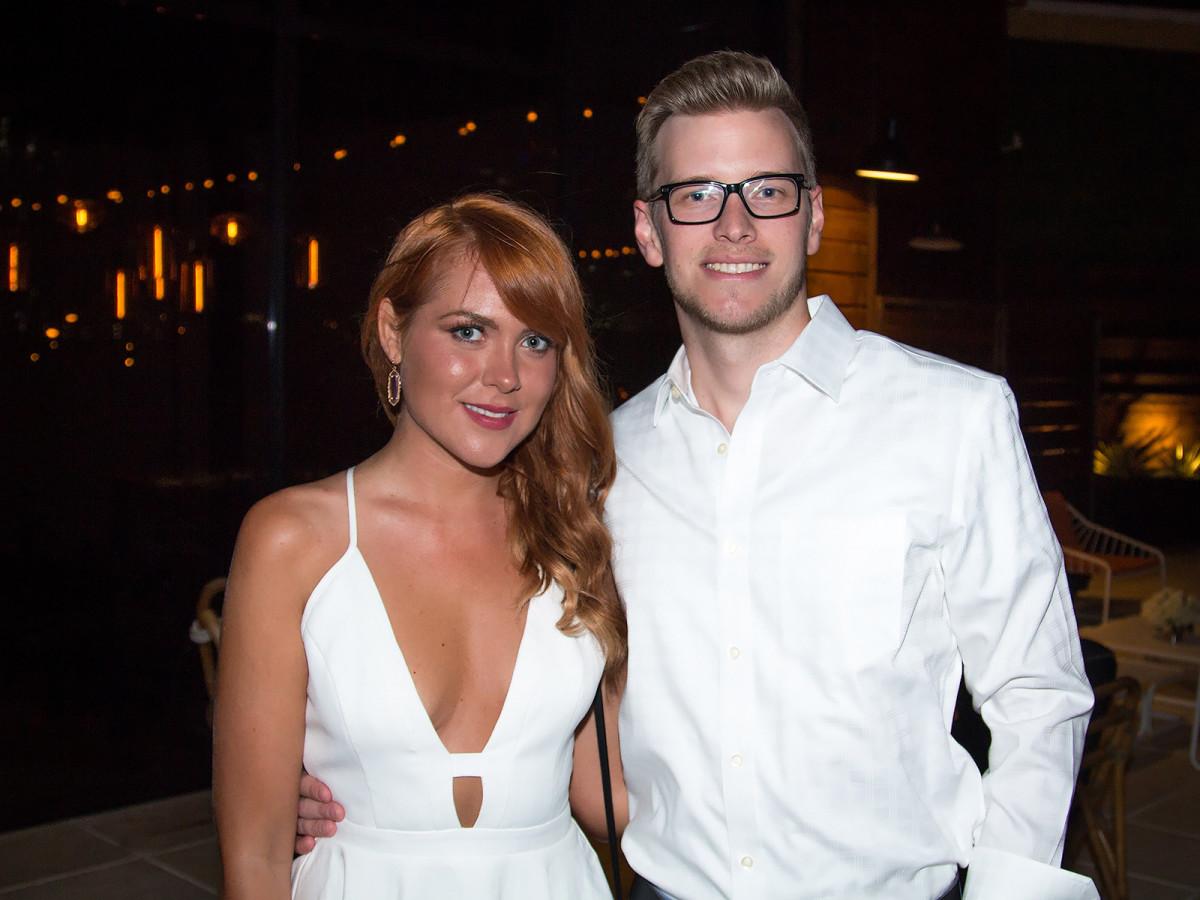 Jessica Miller, Chris Ray