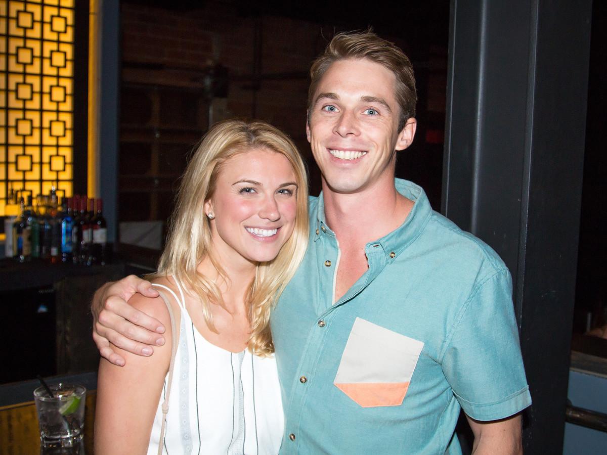 Lindsey Marsh, Mitchell Brown