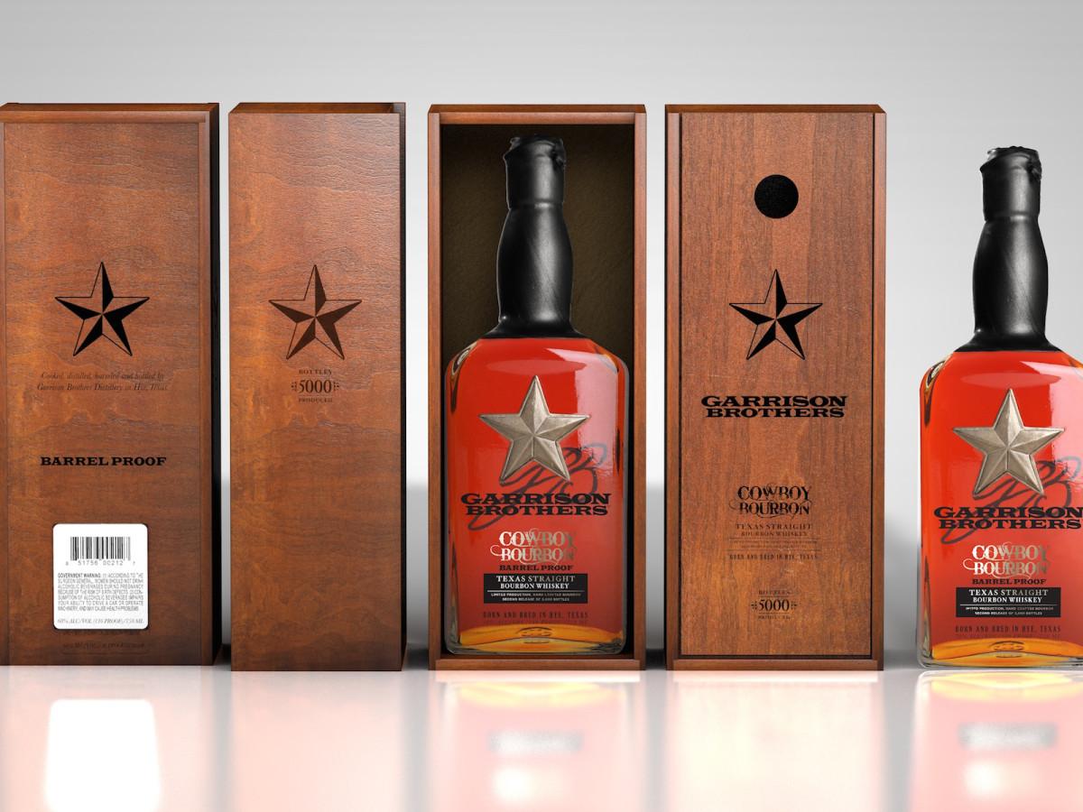 Garrison Bros Cowboy Bourbon