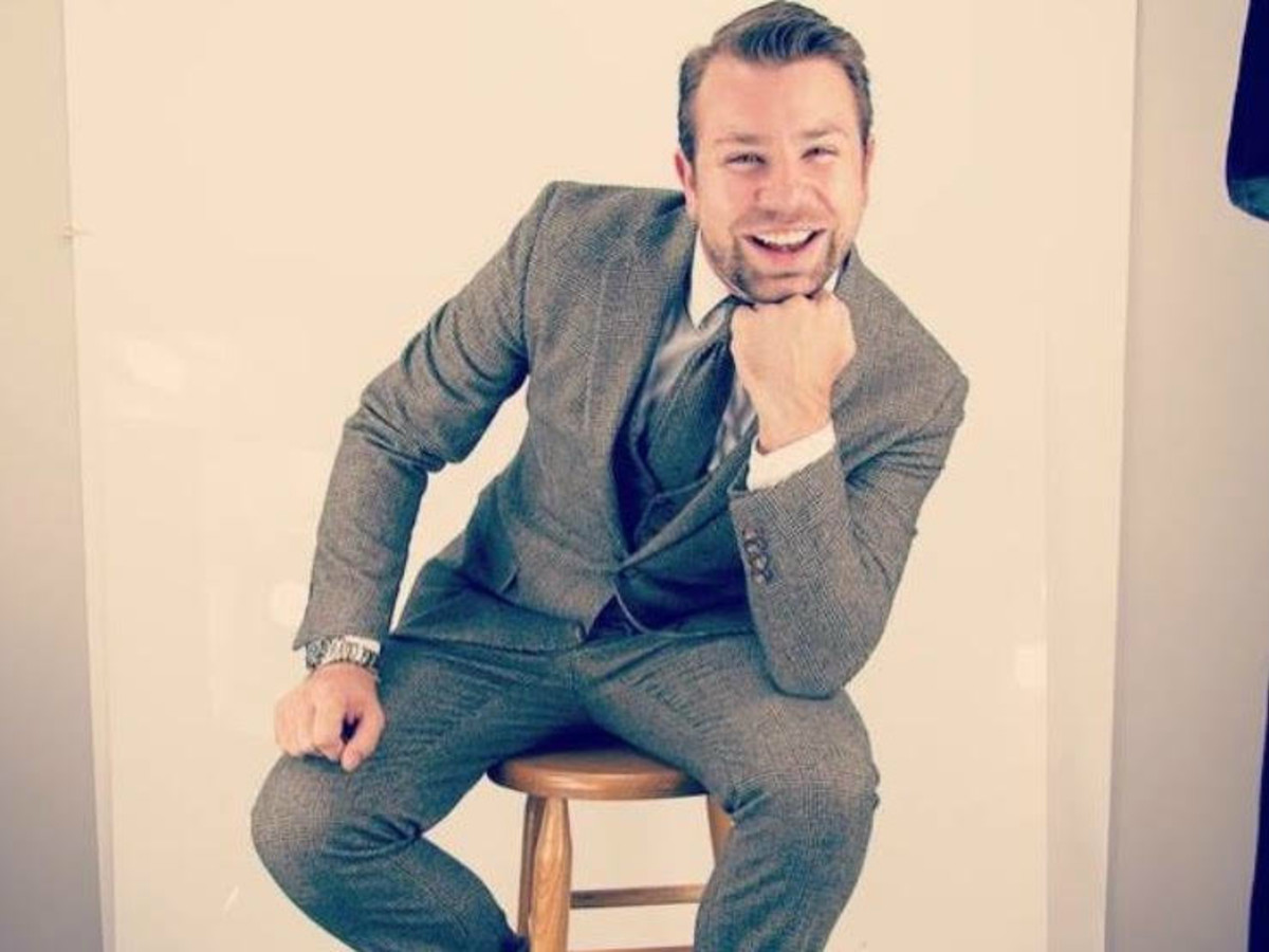 Stylemaker nominee Javier Burkle