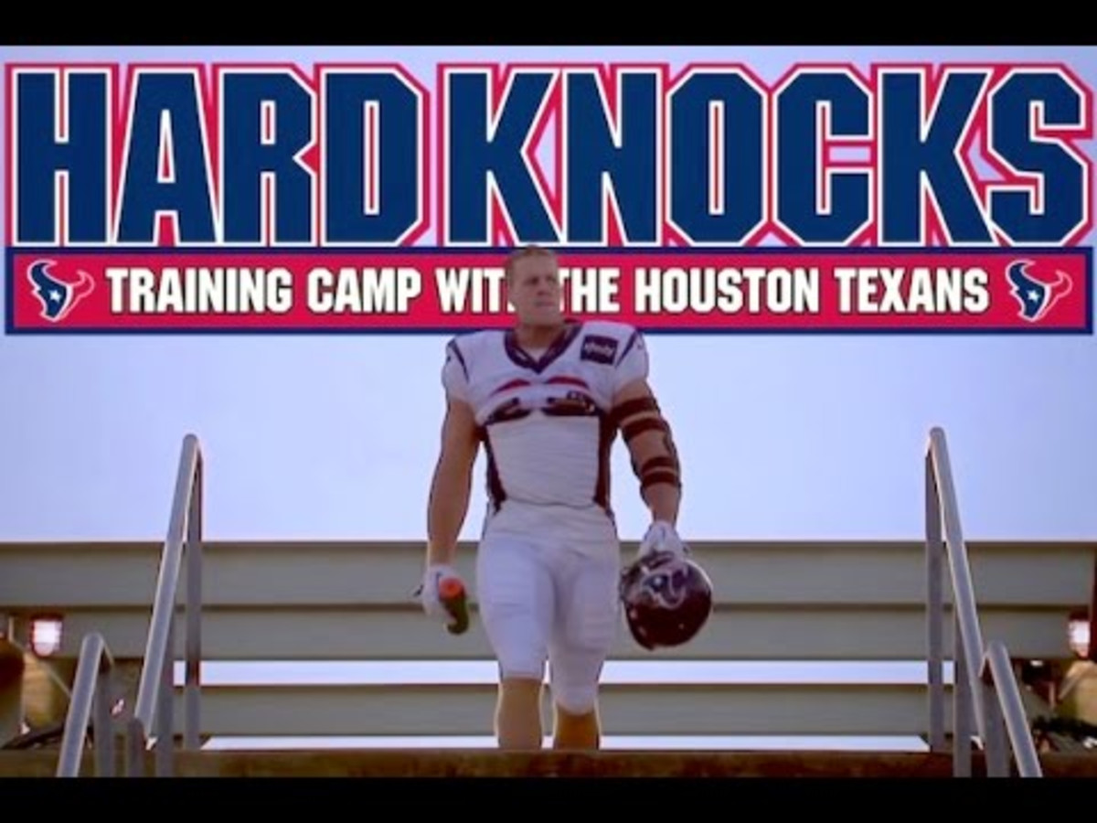 Hard Knocks HBO Houston Texans