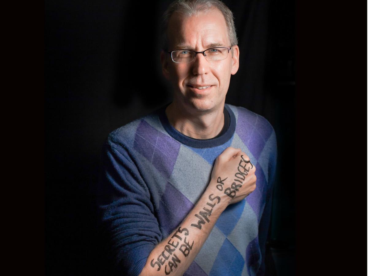 Frank Warren PostSecret