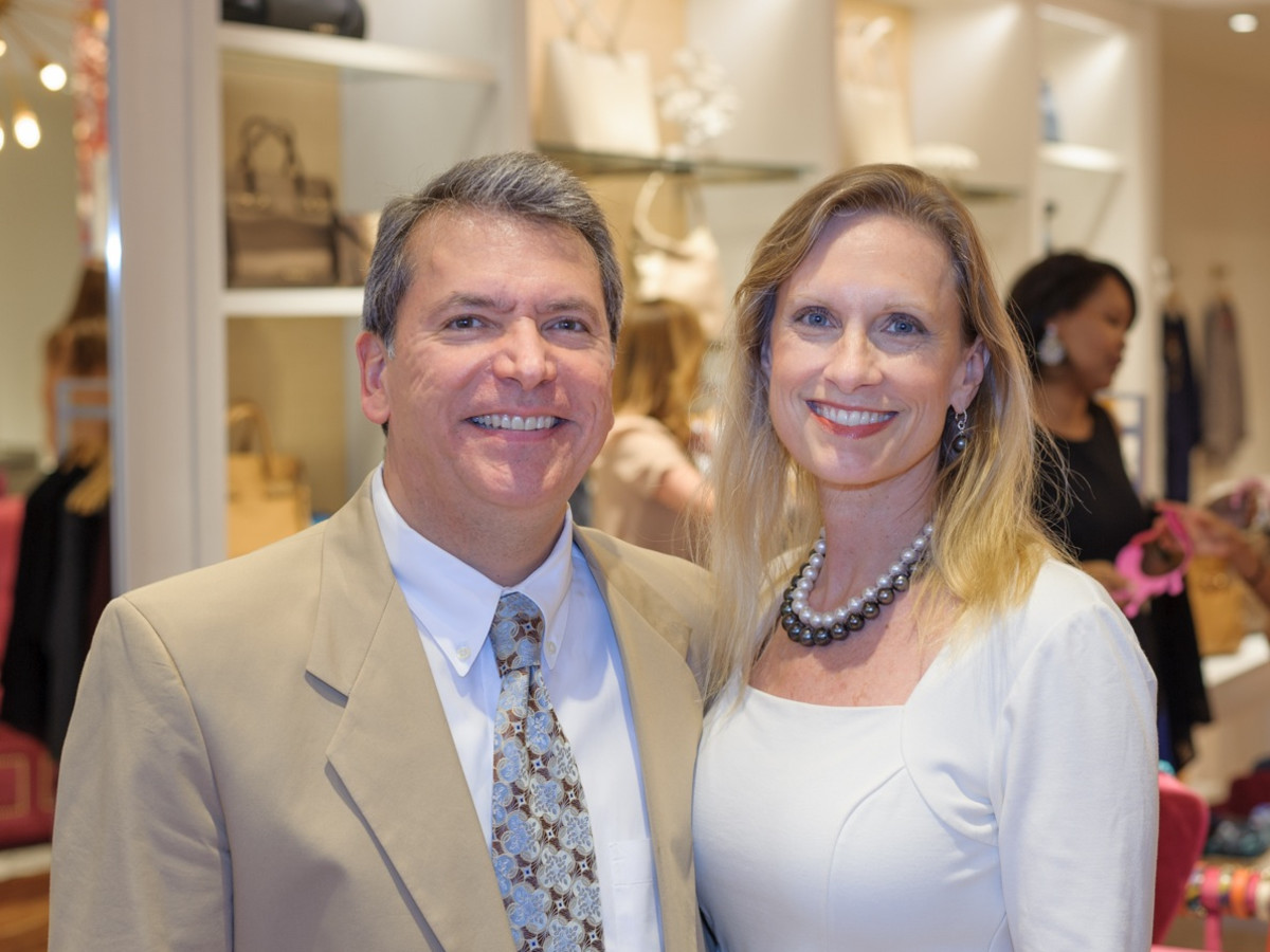 News, Shelby, Recipe for Success kick-off, Sept. 2015, roland Garcia, Karen Garcia