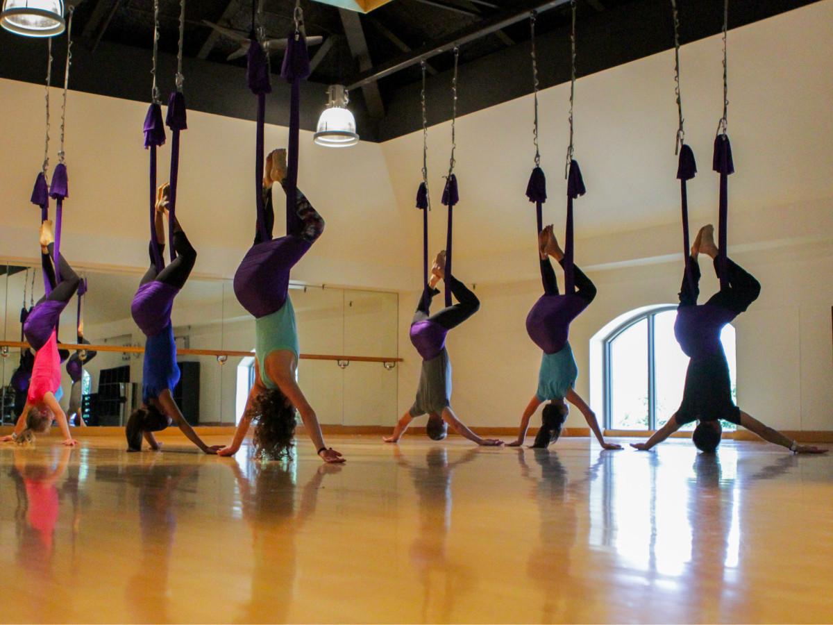 Four Seasons, AntiGravity yoga