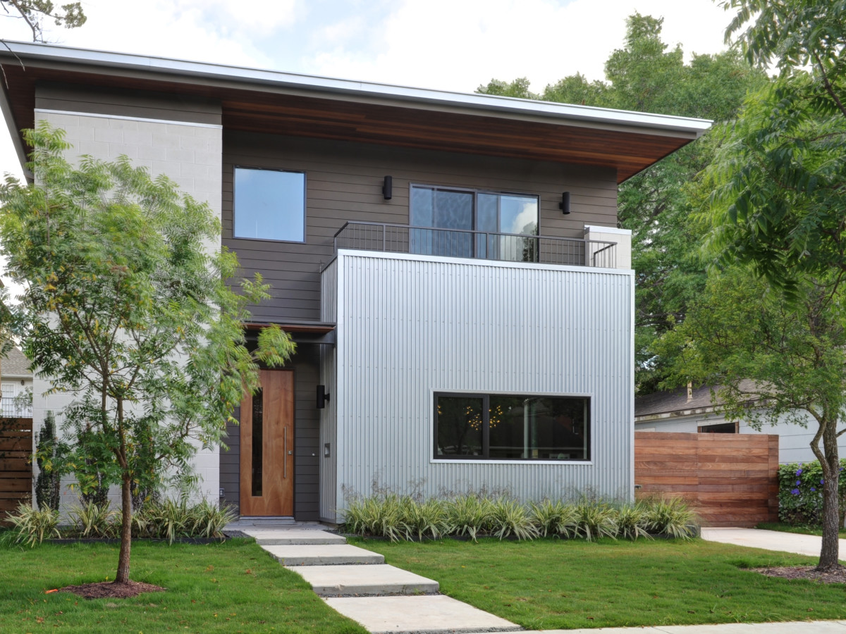 Houston, 5th Annual Houston Modern Home Tour, August 2015, 4224 Emory, exterior