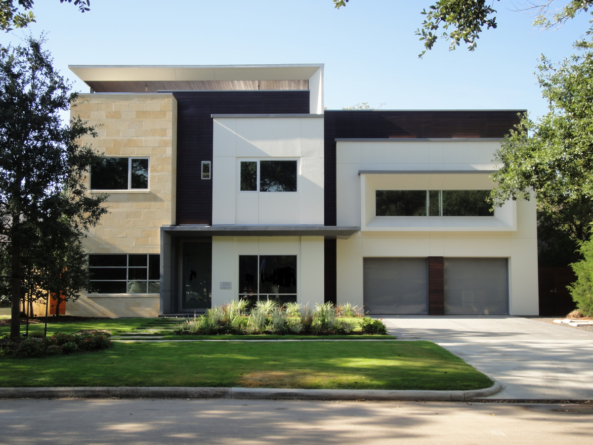 Houston, 5th Annual Houston Modern Home Tour, August 2015, 3315 University Blvd., exterior