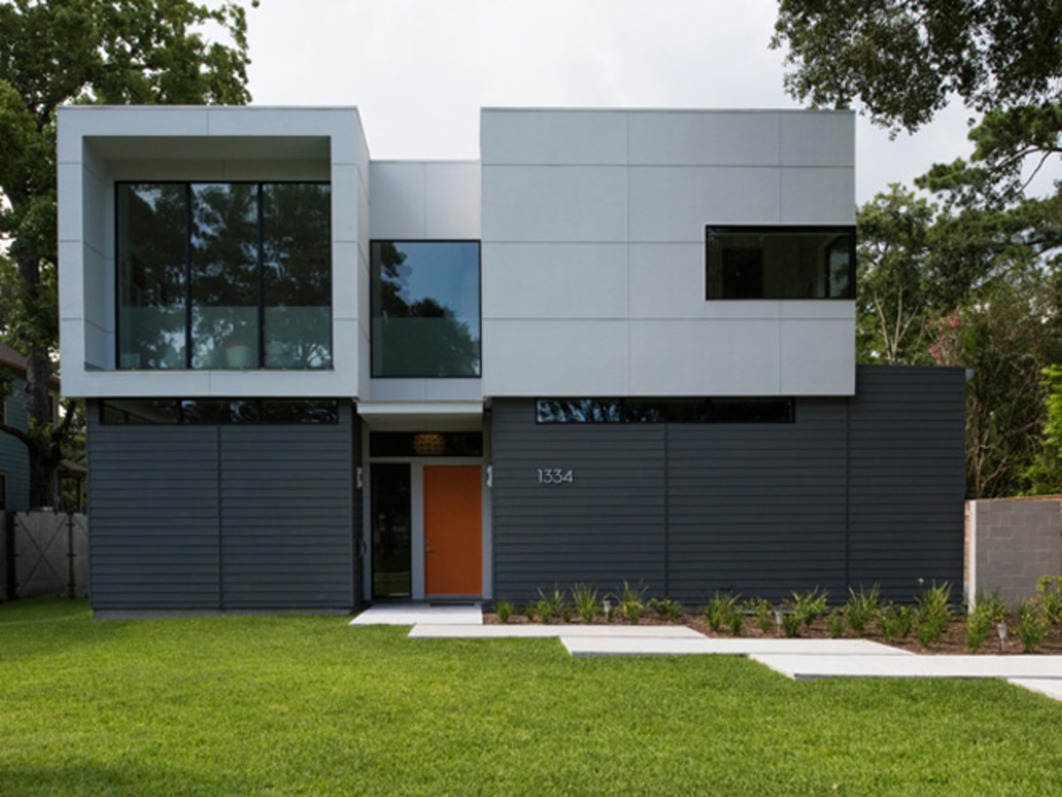 Houston, 5th Annual Houston Modern Home Tour, August 2015, 1334 Sue Barnett, exterior