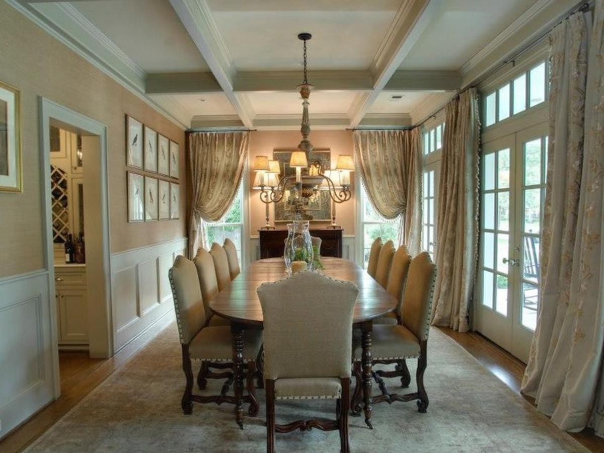 Porch.com Stillwater Builders dining room