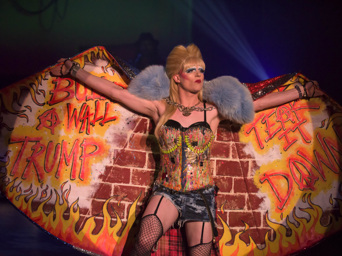 Hedwig and the Angry Inch in Dallas