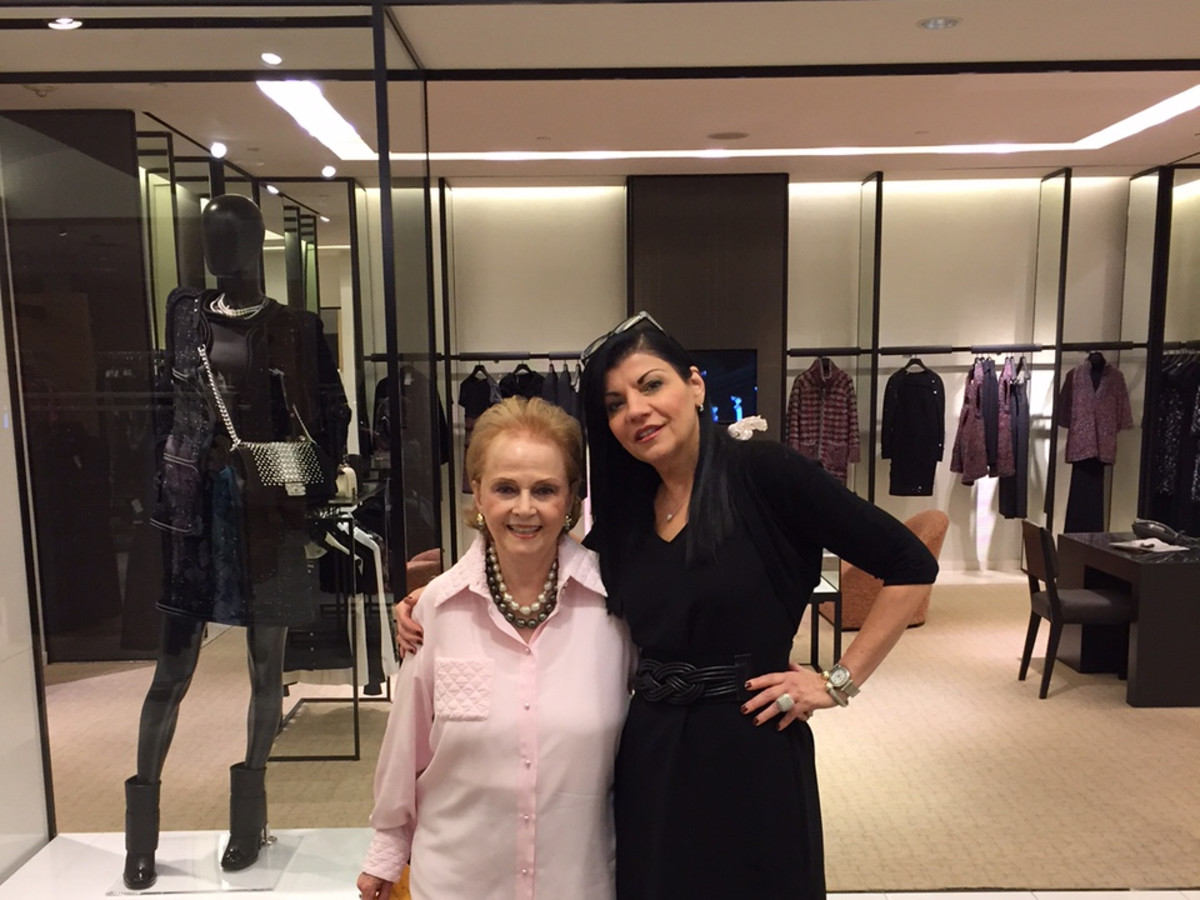 Neiman Marcus Sylvia Goldstein Kathy Kates