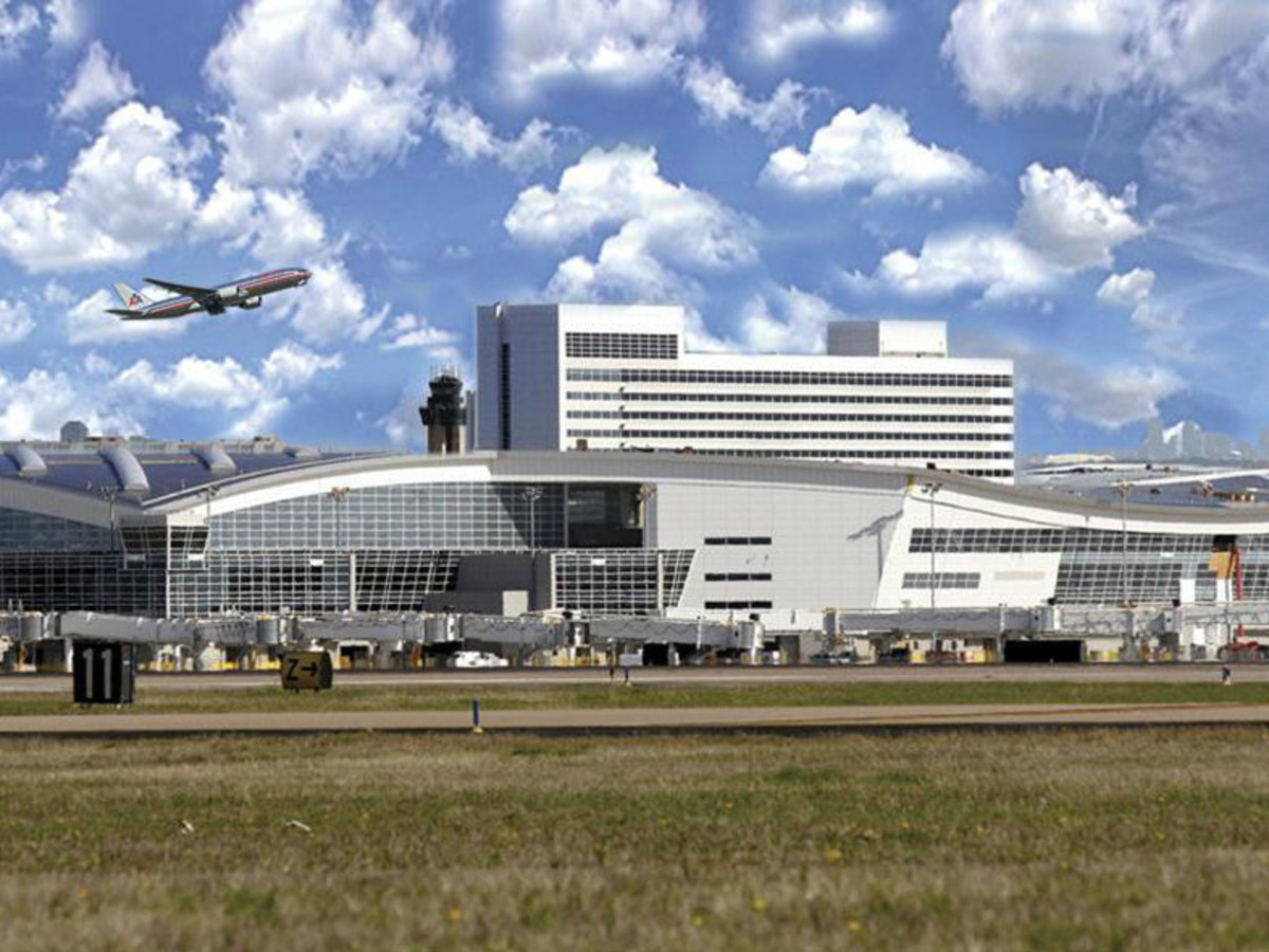 Fort Worth International Airport to get new terminal
