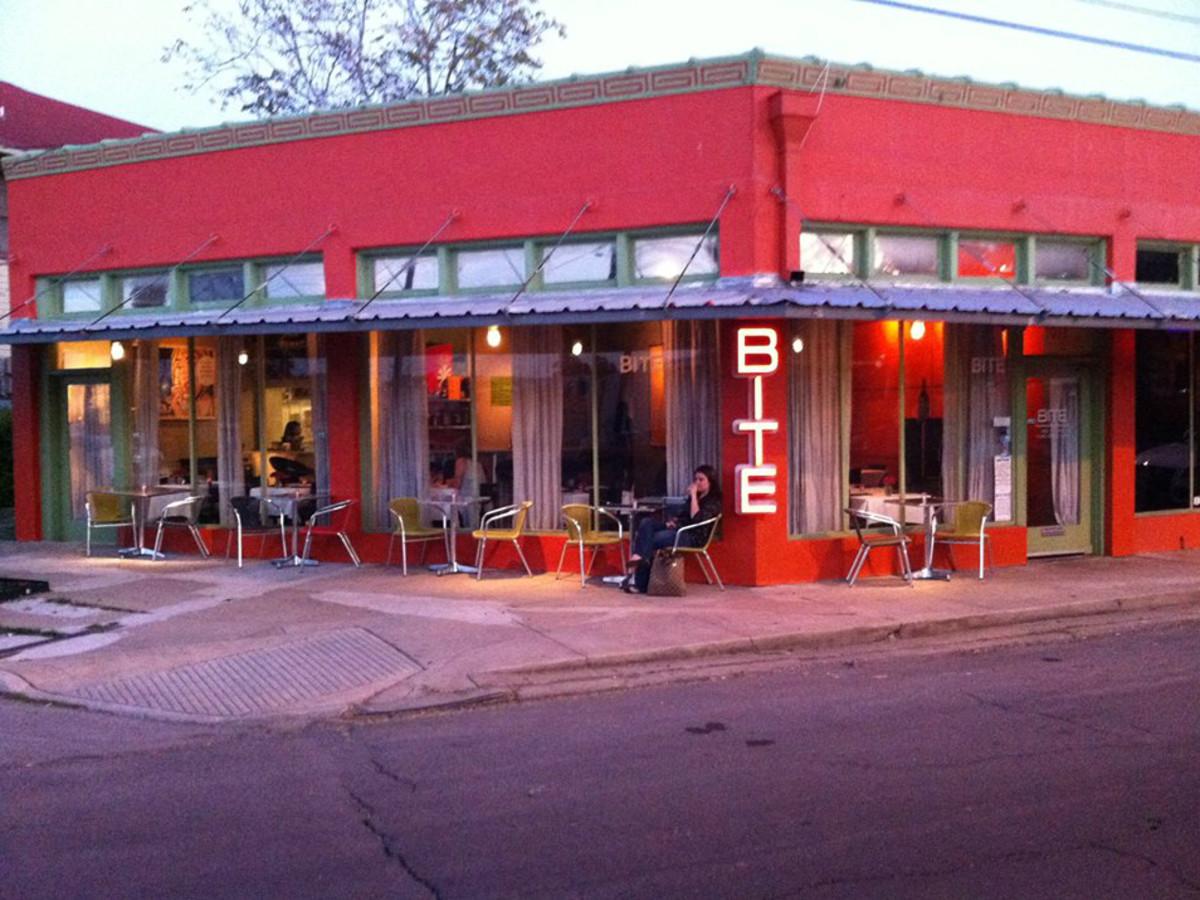 Bite San Antonio restaurant exterior