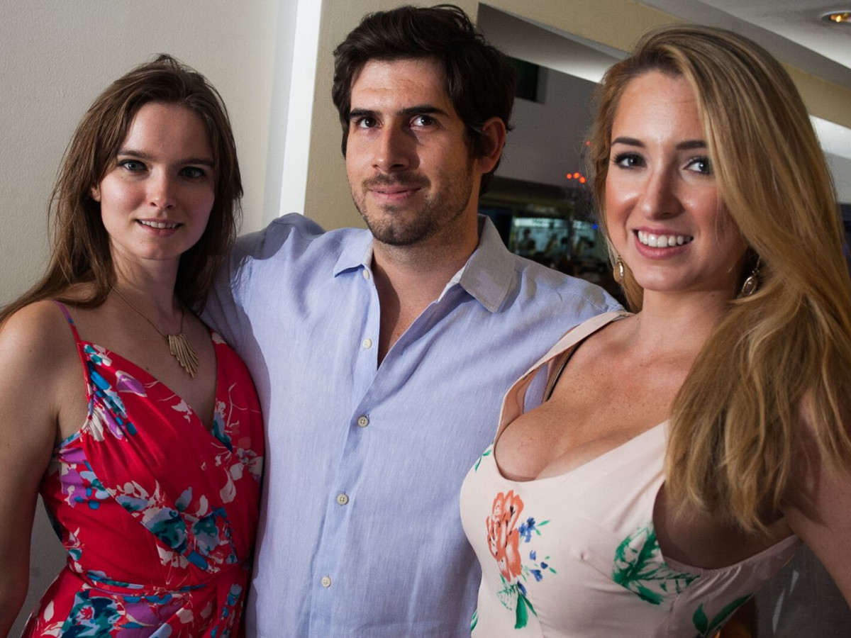 News, Shelby, Night in Havana, August 2015, three names