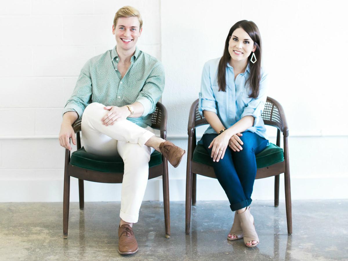 Image of Winston Ley and Alari Paxson
