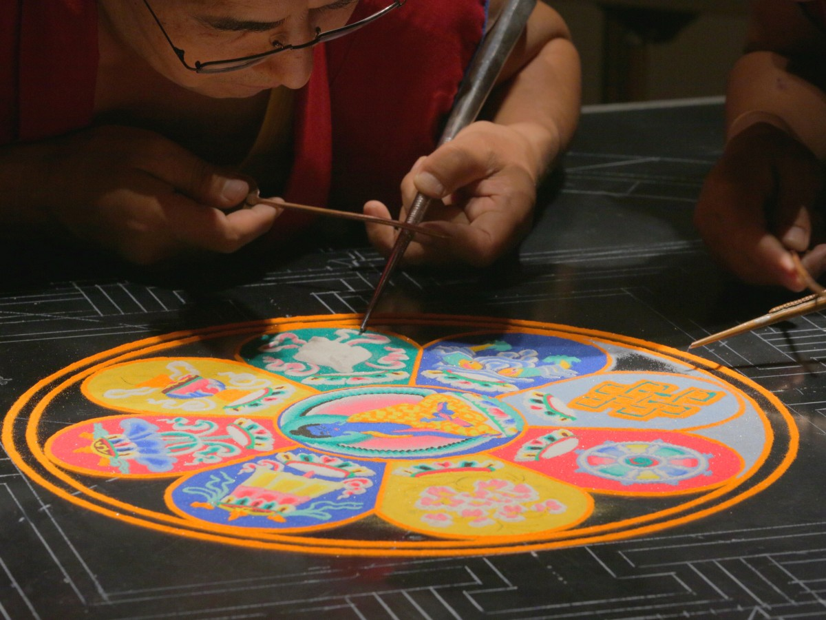Houston, Asia Society, The Mystical Arts of Tibet, August 2015