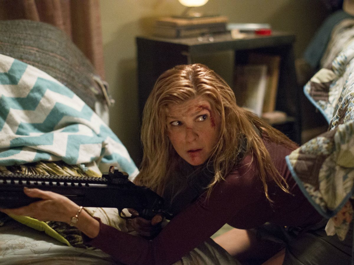 Connie Britton in American Ultra