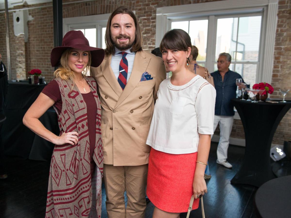 News, Shelby, Heart of Fashion, Aug. 2015, Heidi Hite, Braden Doyle, Sari Kern