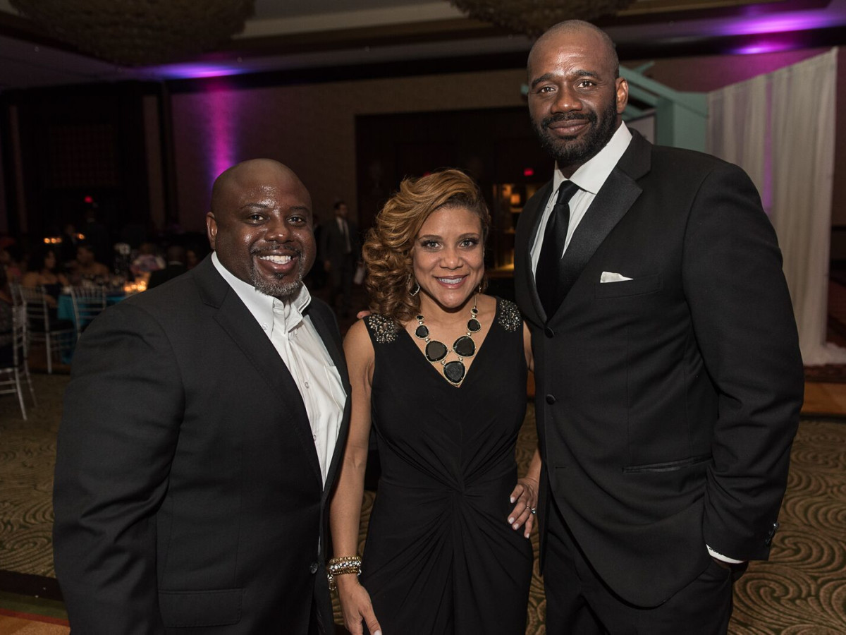 News, Shelby, Ensemble Theatre gala, Aug. 2015, Keith Davis, Rachel Davis, Jerry Davis