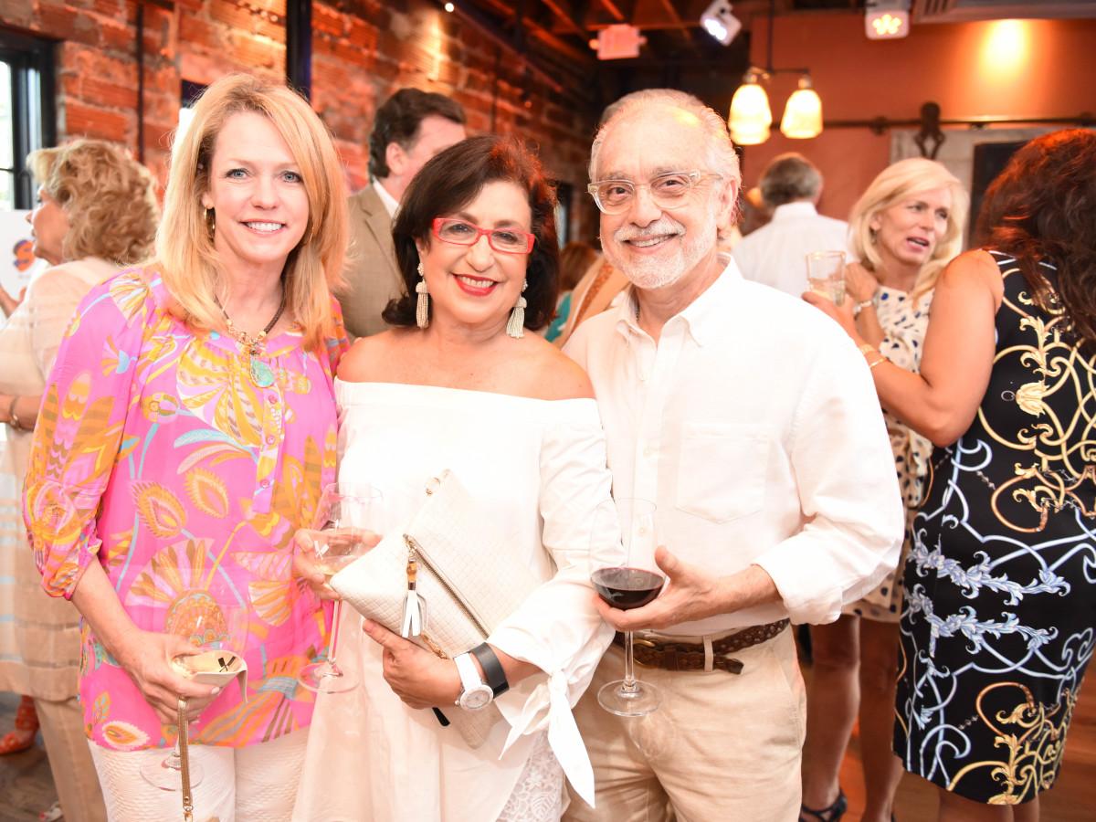News, Shelby, Peter Remington 60th birthday, August 2015, cRobin Brennan Martin, Roz & Alan Pactor