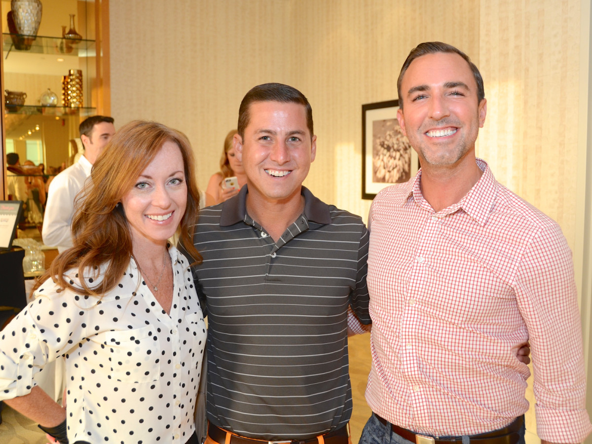 YP Zoo Aug 2015 Shannon Chapman, Gray Thornton, Ted Bowen