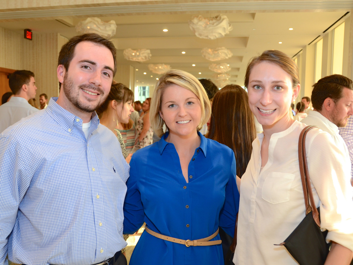 YP Zoo Aug 2015 Jeff Hiller, Ashley Freeman, Elaine Hiller