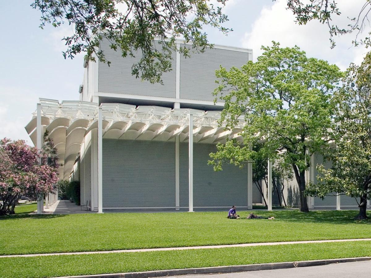 Menil Collection Park