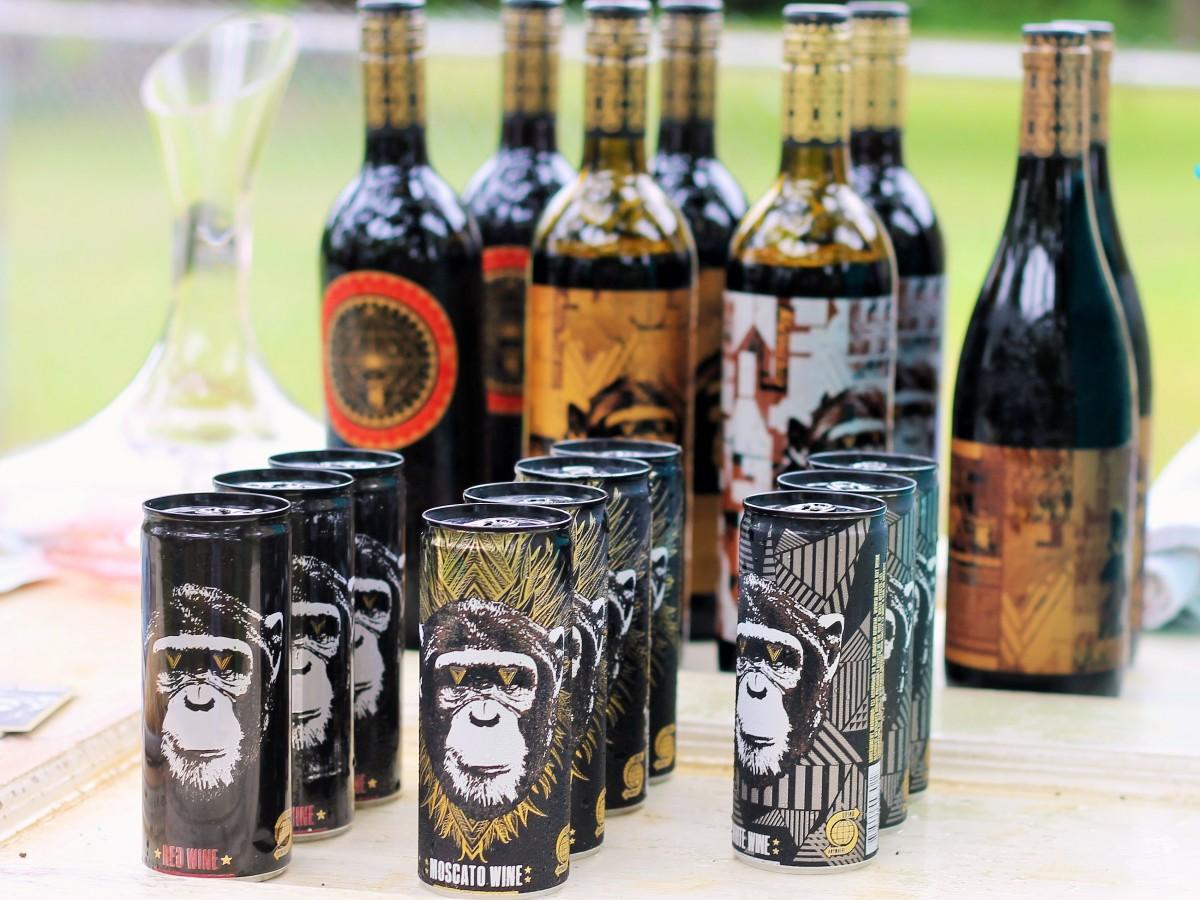 Infinite Monkey Theorem Wines Winery Austin