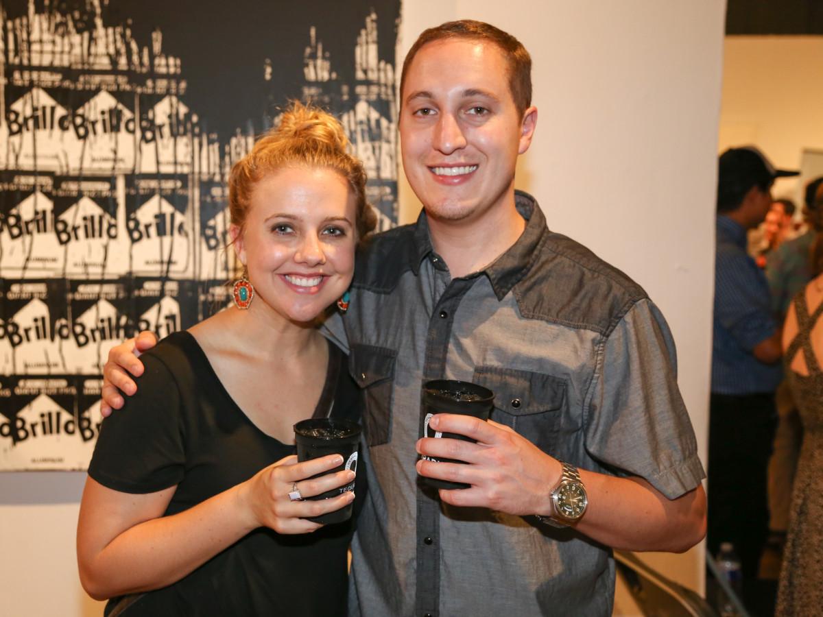 CultureMap Austin Art + Tequila at Mexic-Arte Museum Rachel Graham Dane Koch