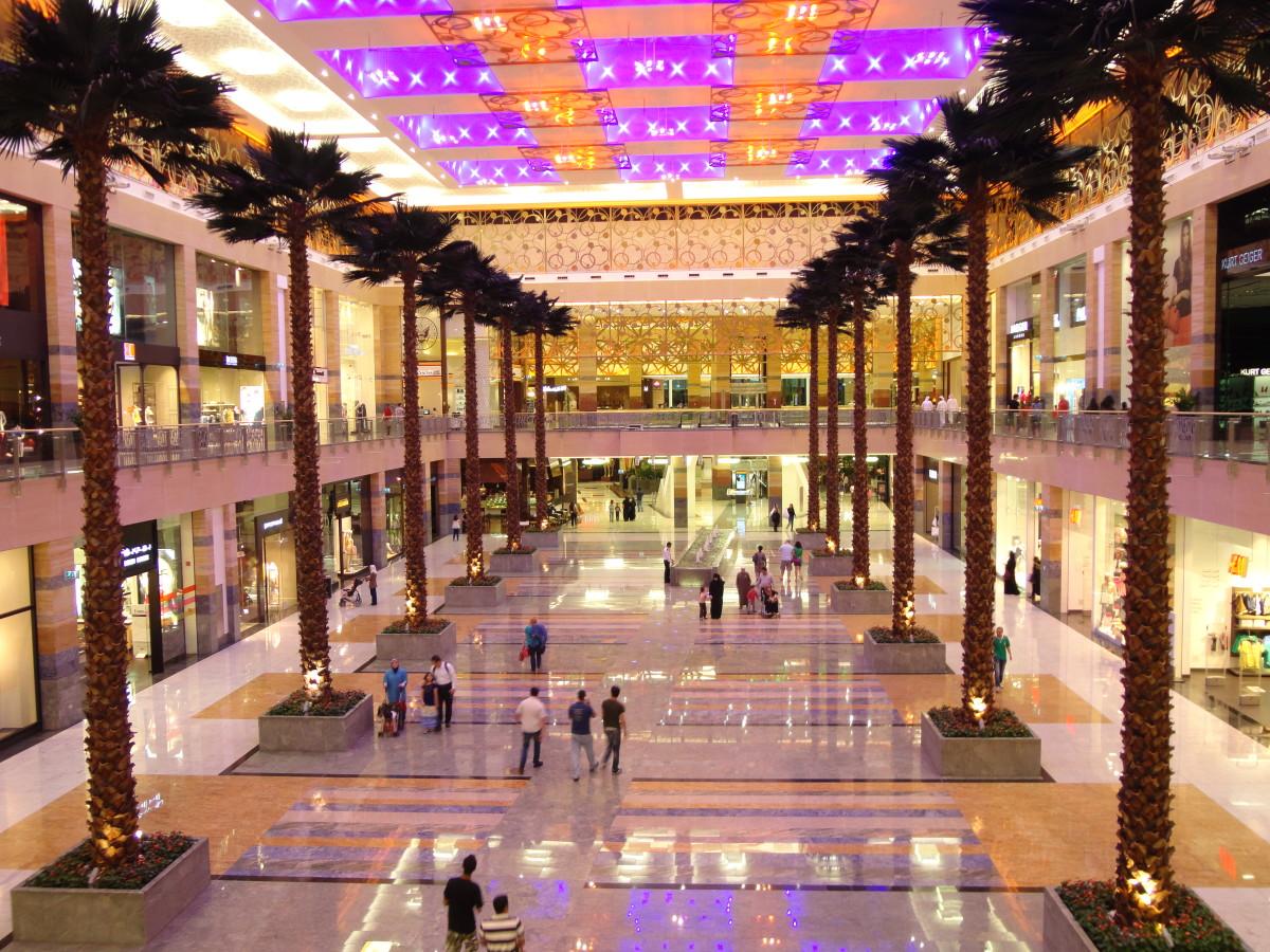 News, Shelby, Mirdif City Centre Mall, Dubai, July 2015