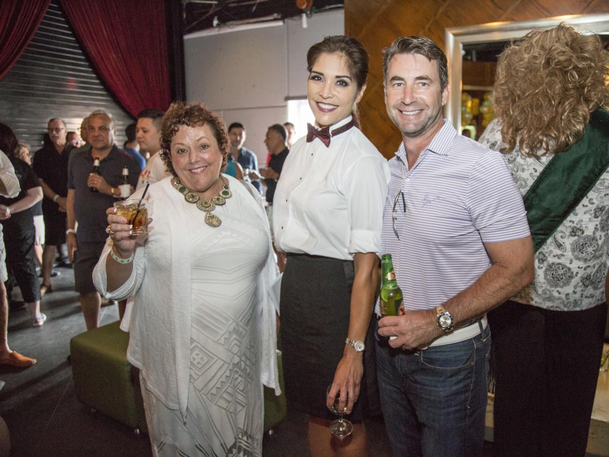 News, Shelby, Legacy Mint Julep party, July 2015, Michelle Homer, Lisa Foronda, Greg Harper