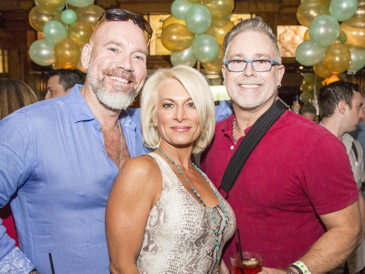 News, Shelby, Legacy Mint Julep party, July 2015, Chuck Brown, Jennifer Jax, John Share