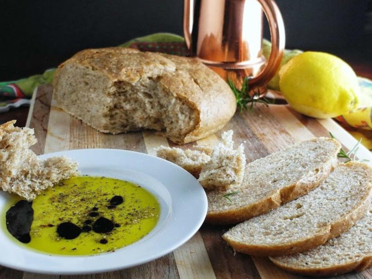 La Spiga bread