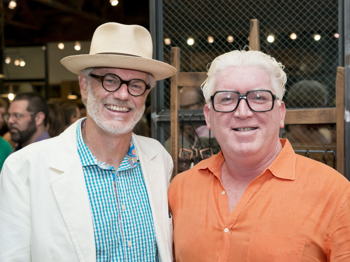 Houston, Stag Provisions opening party, June 2015, Randy Twaddle, Tim Moloney
