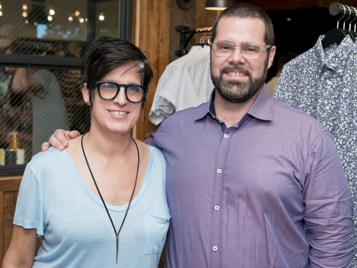 Houston, Stag Provisions opening party, June 2015, Celeste Tammariello, Jose Solis