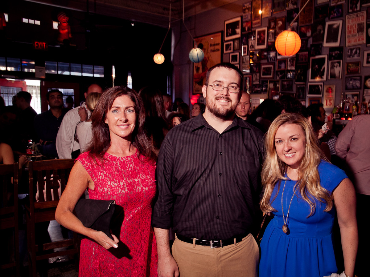 Houston, CultureMap Social, June 2015, Rebecca Aoterwas, Jacob Millwee, Kelly Laning