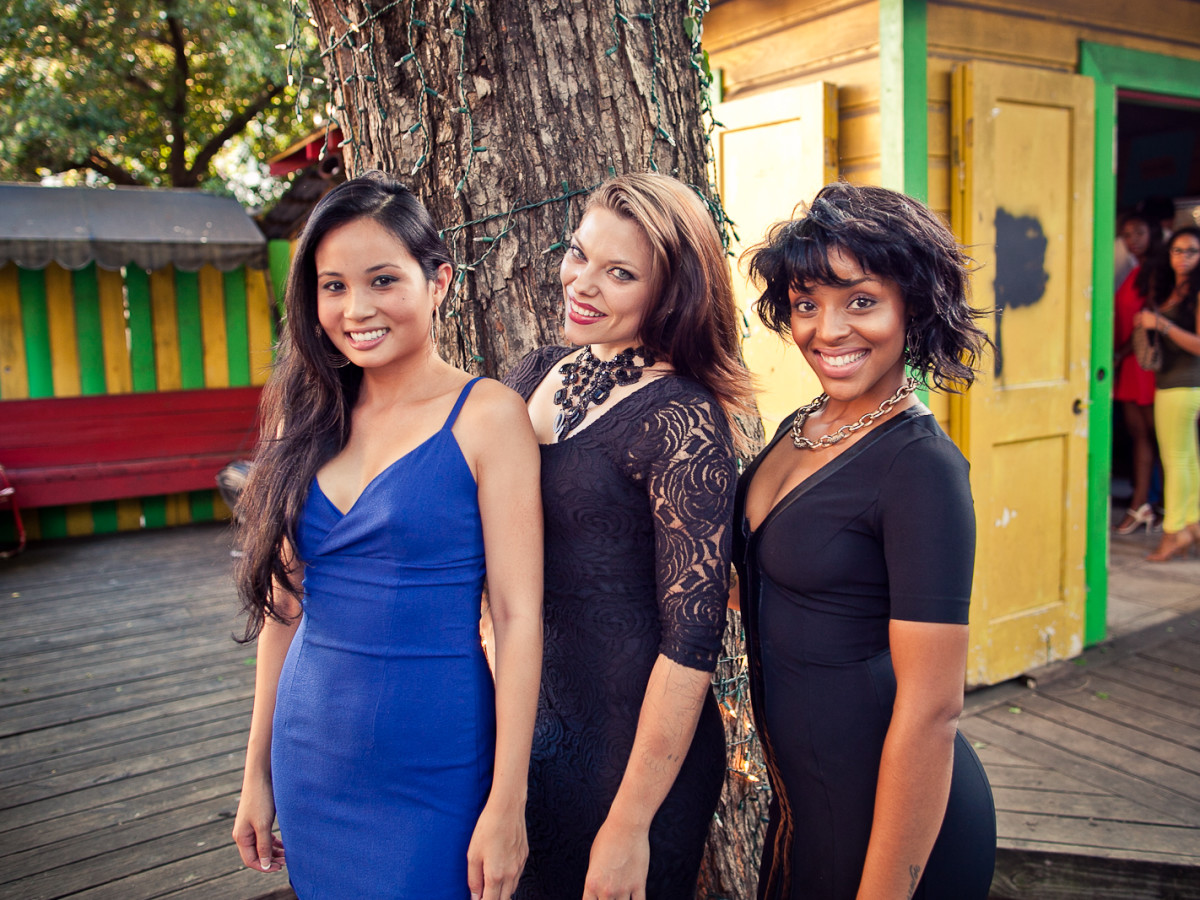 Houston, CultureMap Social, June 2015, Mindy Le, Kristin Montoya, Visuelle Pryor