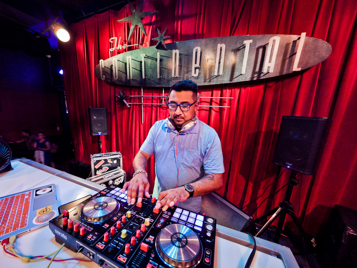 Houston, CultureMap Social, June 2015, DJ