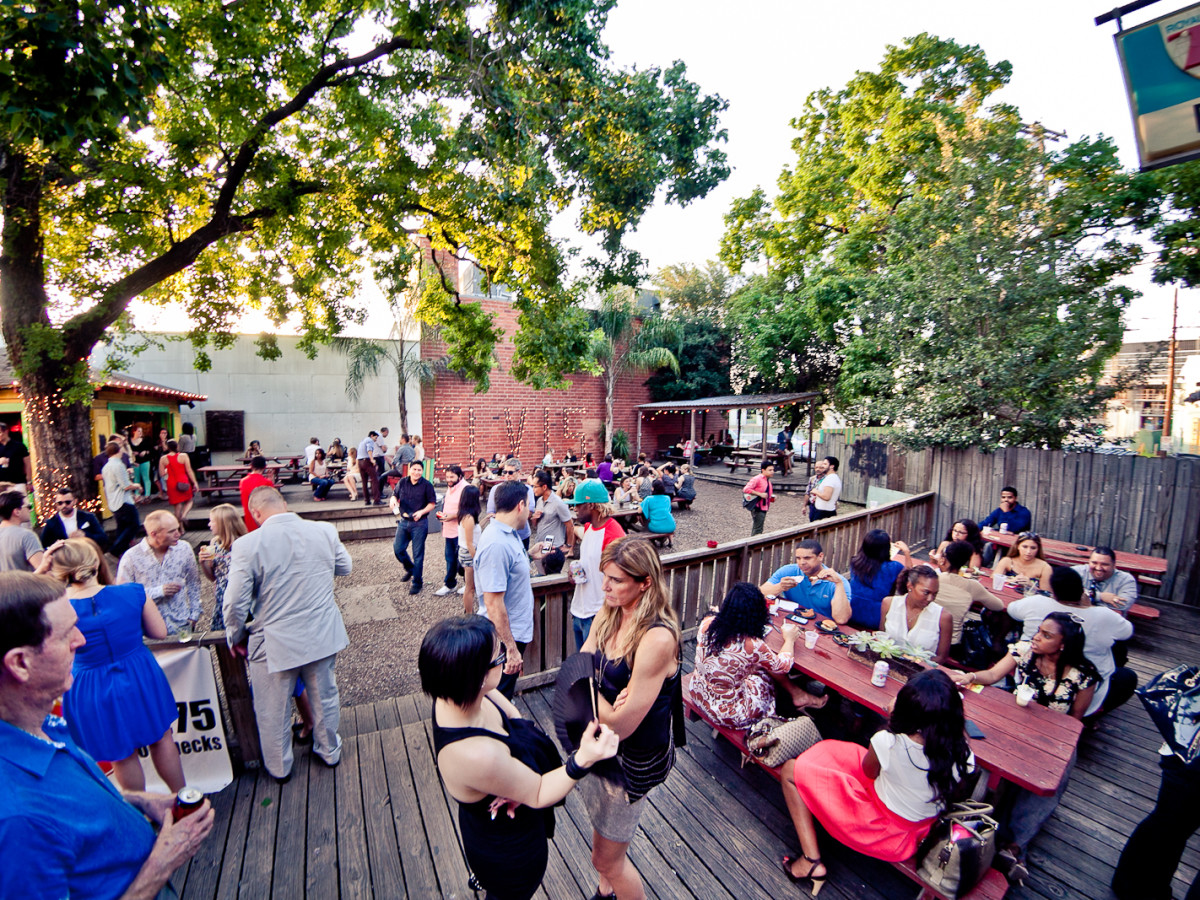 Houston, CultureMap Social, June 2015, patio