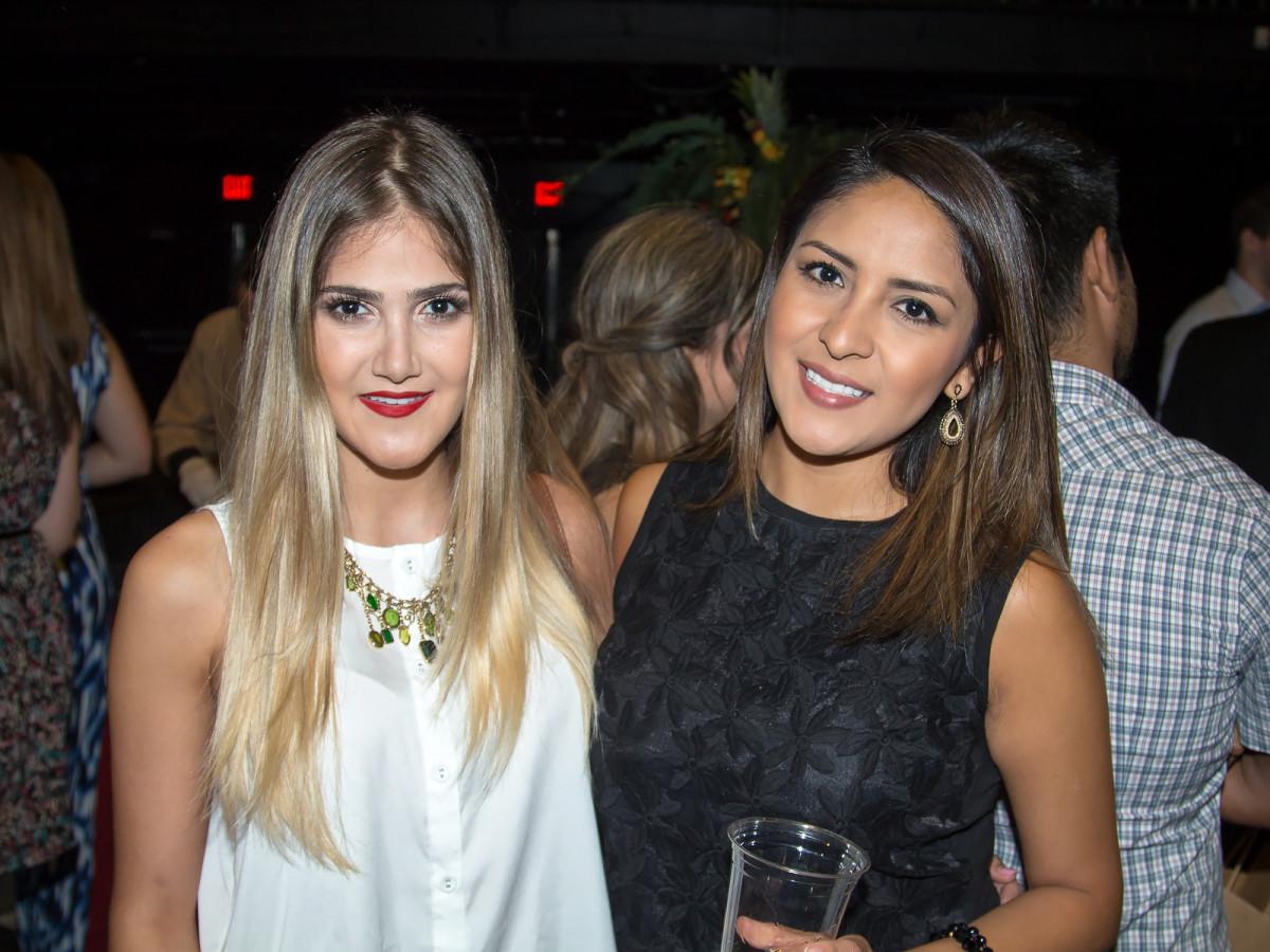 Prescilla Elias, Fanny Garcia