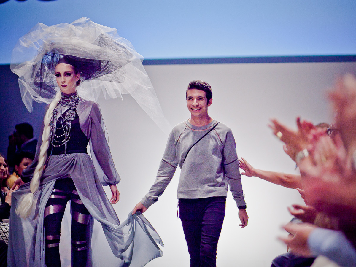 Houston, Fashion Fusion, June 2015, Alan Gonzalez