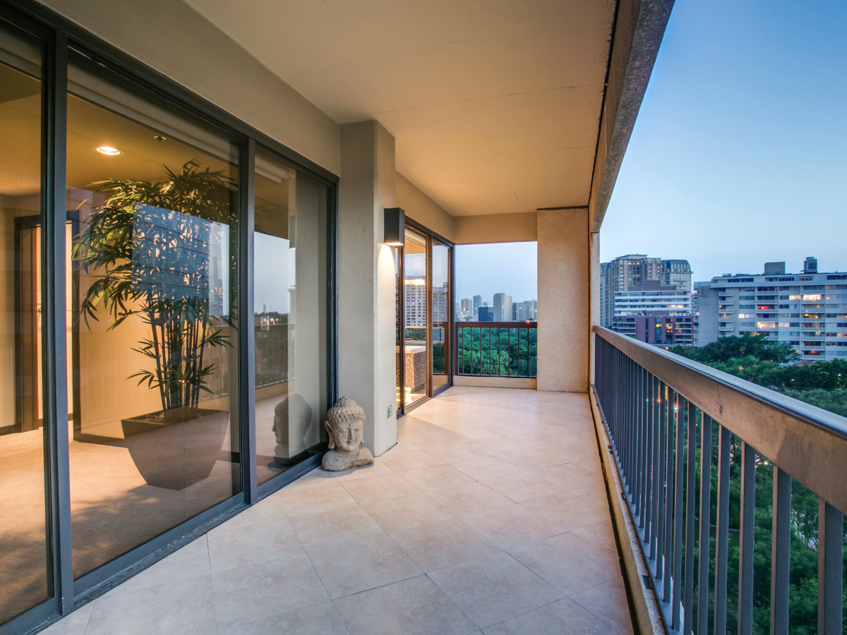Terrace at 3831 Turtle Creek Blvd. in Dallas