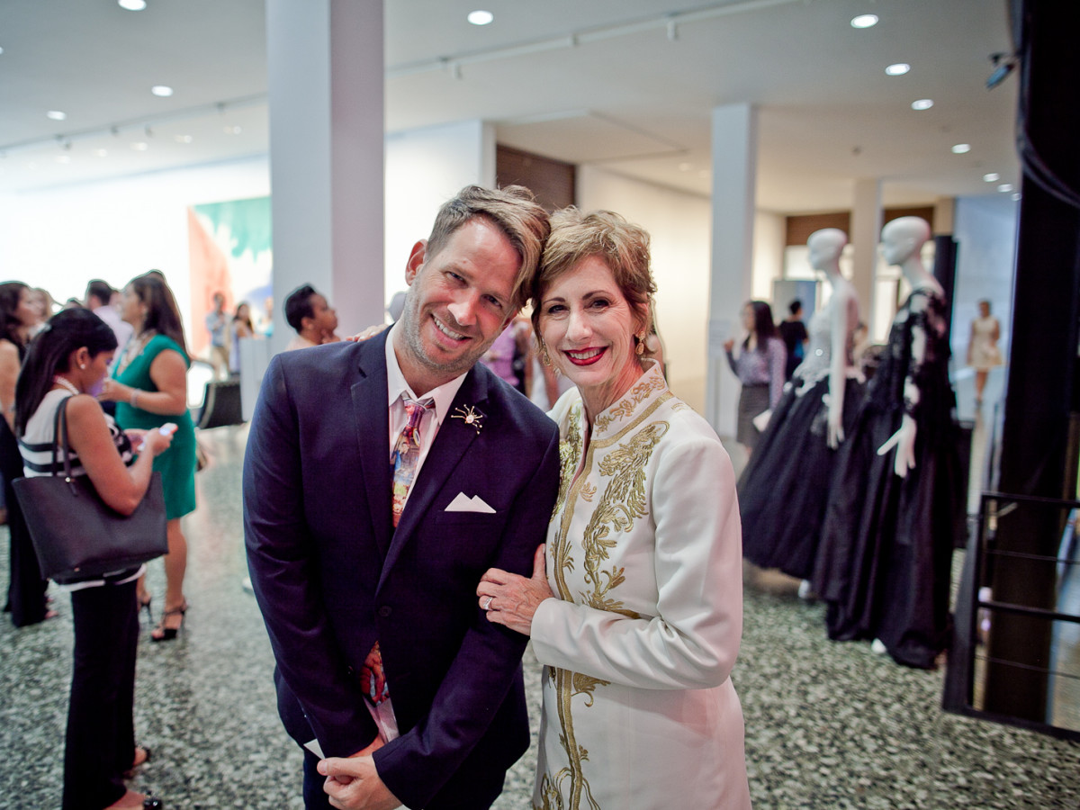 Houston, Fashion Fusion, June 2015, Jeff Shell, Linda Kuykendall