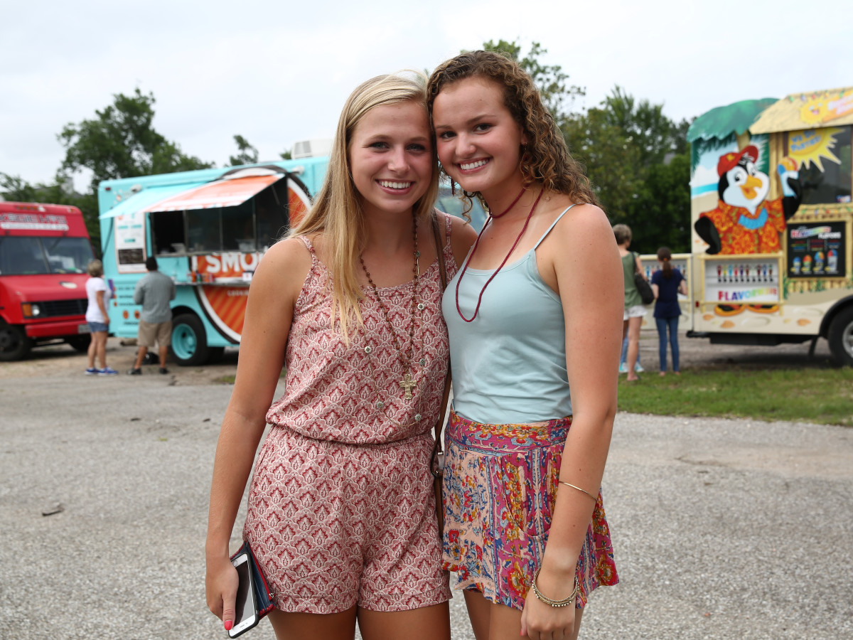 News, Shelby, Evelyn's Park groundbreaking, June 2015, Lilli Storemski, Olivia Mcguire