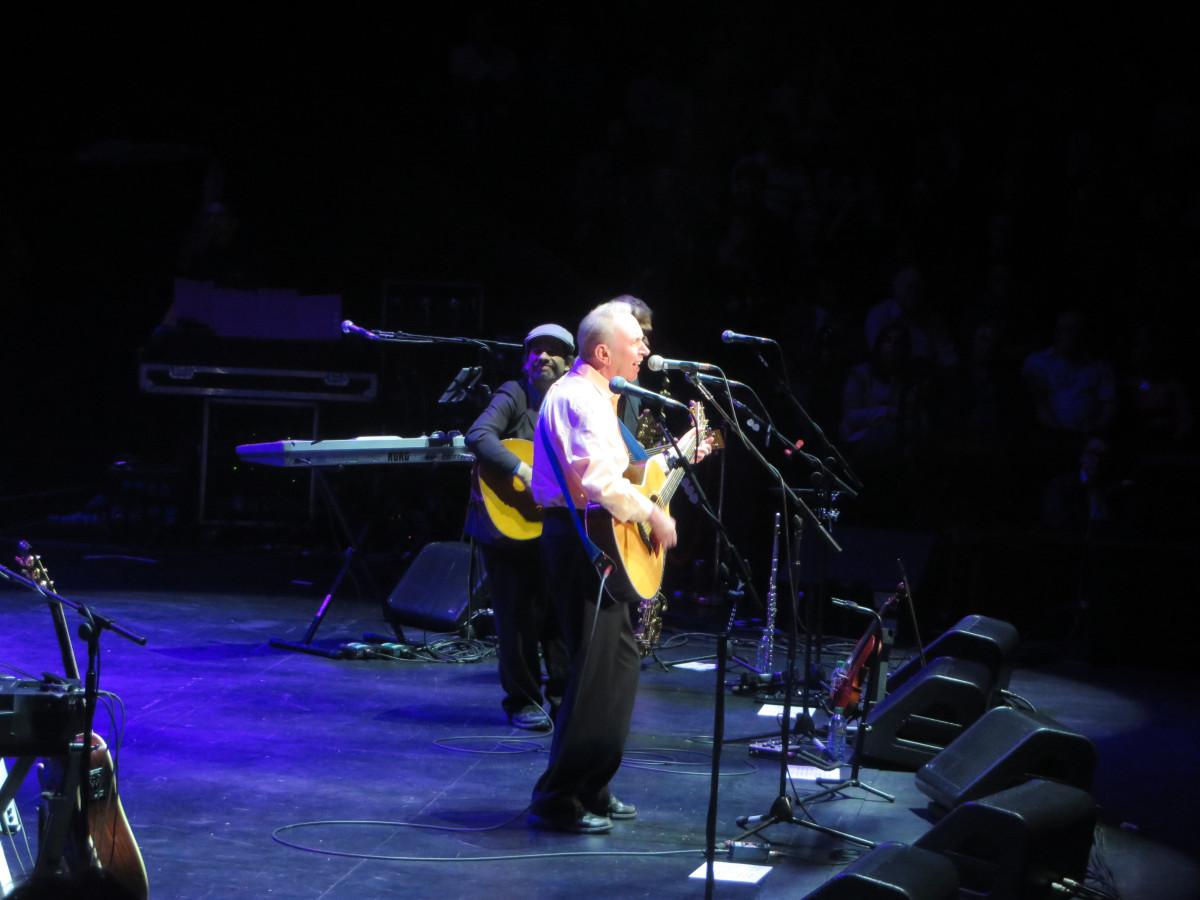 Al Stewart at Royal Albert Hall in London