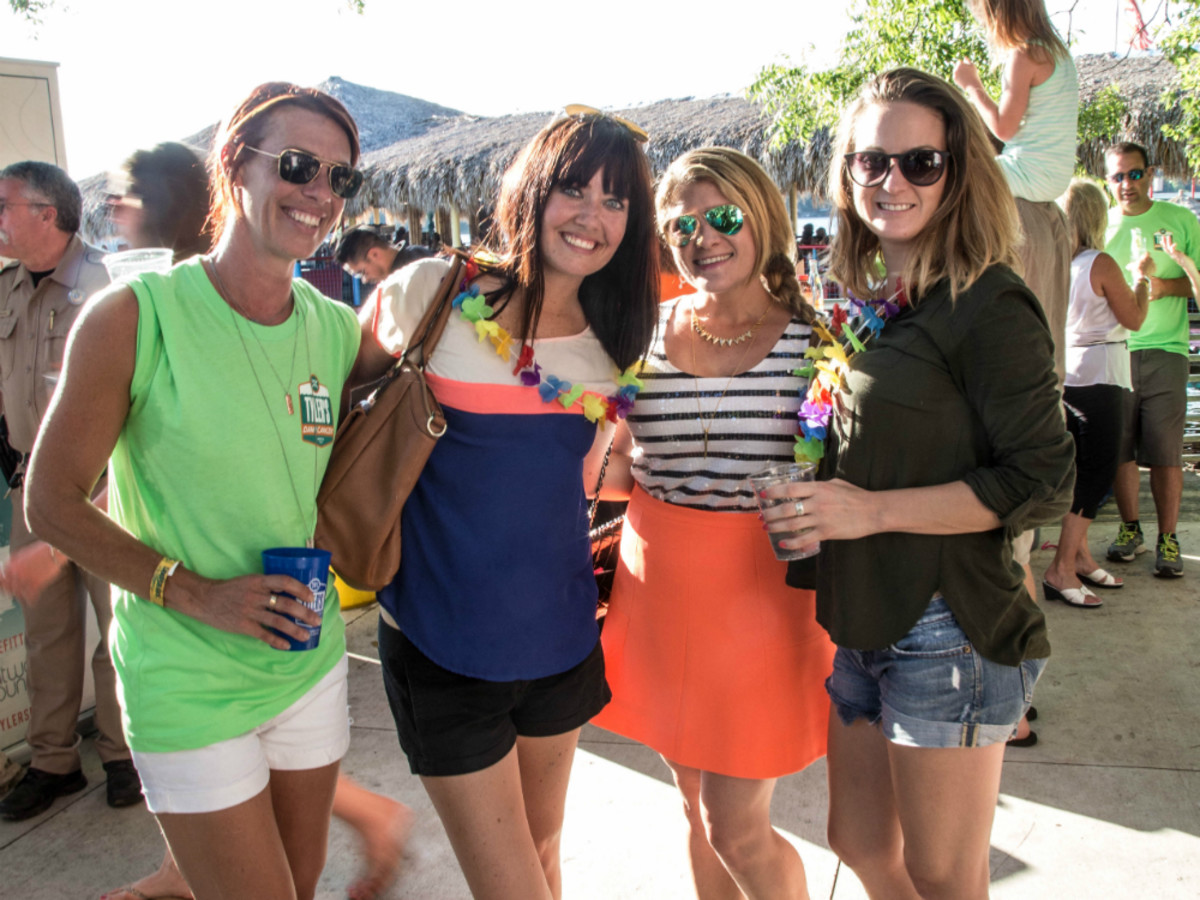 Tyler's Dam That Cancer_Flatwater Foundation_Happy Hour_Amy Lateur_Amy Kritzer_Nicole Jensen_Sarah Bevil_2015