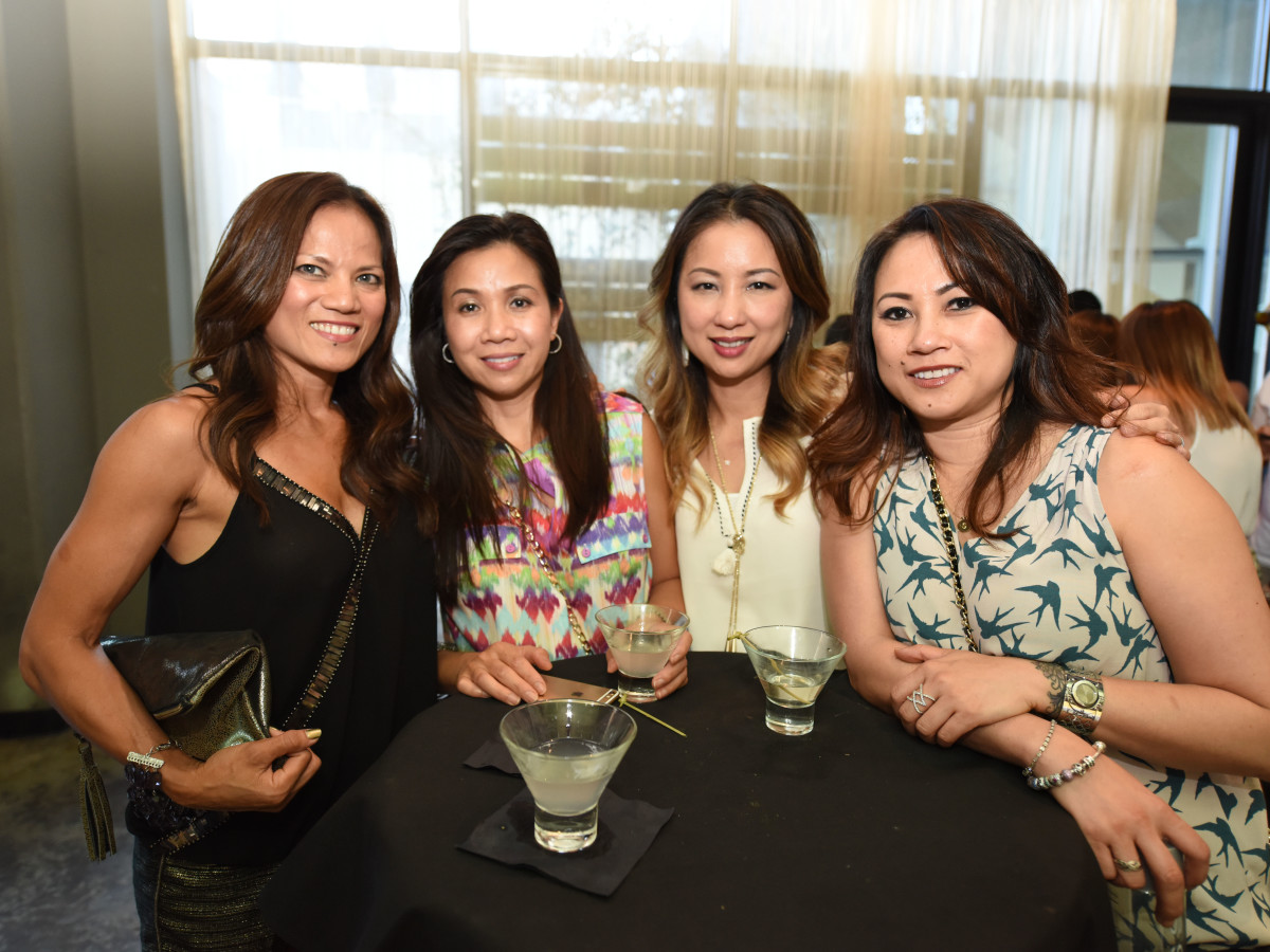 News, Shelby, Curry  Crawl , June 2015, Yvonne Jenkins, Katie Pham, Nikki Bui and Suzy Nguyen