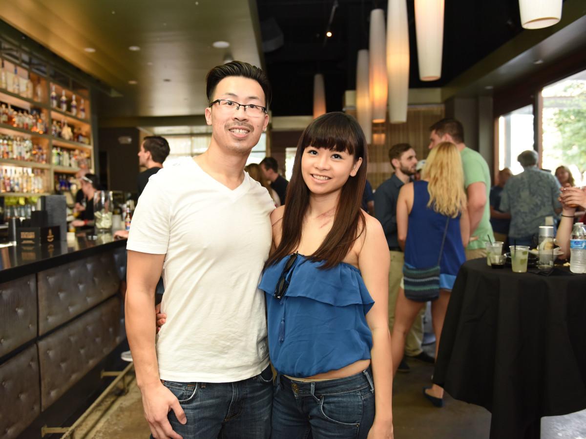 News, Shelby, Curry Crawl , June 2015, Kourtney Phan, Ben Wu