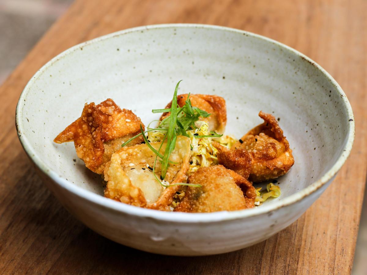 Hanzo pork dumplings