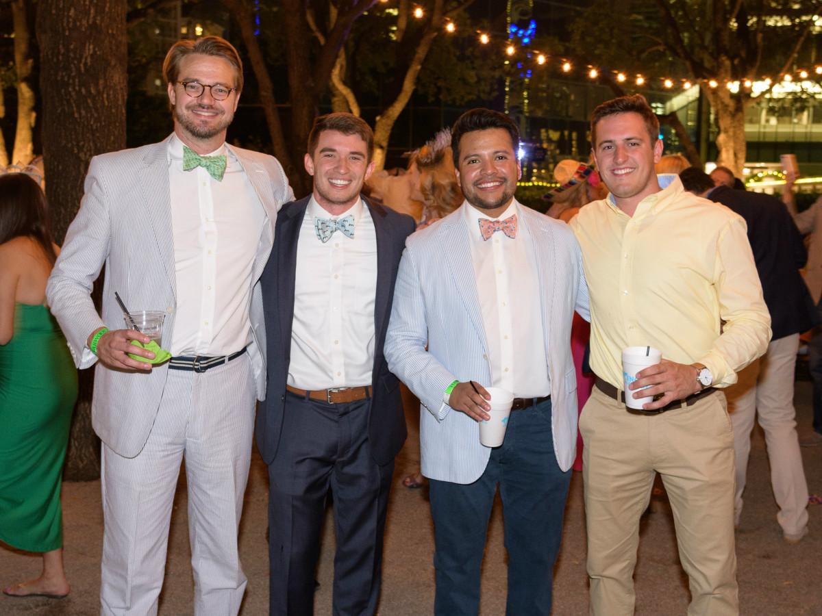 Dan Hunt, Andrew Matt, Pablo Ramirez, John Jackson